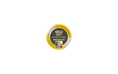 3 x Gold: Auszeichnungen am Internationalen Bioweinpreis